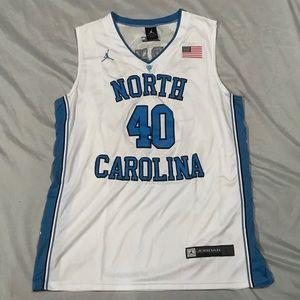 North Carolina Basketball Jersey Harrison Barnes